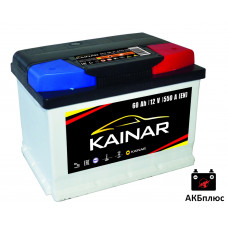 Kainar 60Ah 550A (EN) низкий