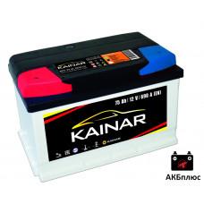 Kainar 75Ah 690A (EN) низкий