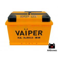 Vaiper 75Ah  580A (EN)