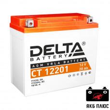 Аккумулятор DELTA 20Ah