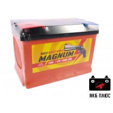 Аккумулятор magnum 75ah 600EN