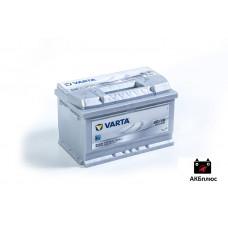 Varta silver 74 ah 750 EN
