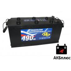 Аккумулятор ПАЗ Подольские аккумуляторы 190Ач