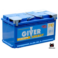 GIVER ENERGY 110Ah 950A