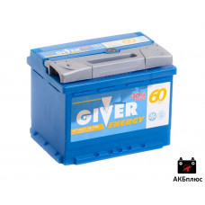 GIVER ENERGY 60Ah 570A