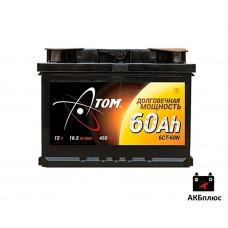 Атом 60Ah 450 CCA