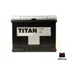 Titan standart 60Ah 540A EN
