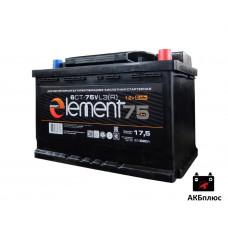 Smart ELEMENT 75Ah 620A(EN)