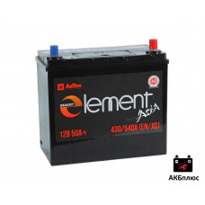 Smart ELEMENT asia 50Ah  430/540A (EN/JIS)