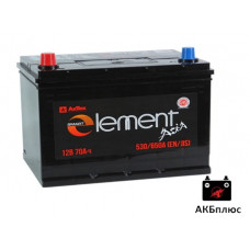 Smart ELEMENT asia 70Ah 530/650A (EN/JIS)