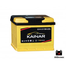 Kainar 62Ah 580A (EN)
