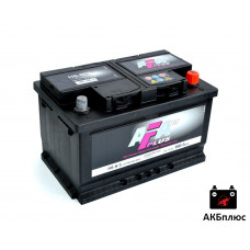 AFA PLUS 72Ah 680A (EN) низкий
