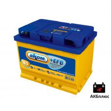 АКОМ EFB 65Ah 650A (EN)