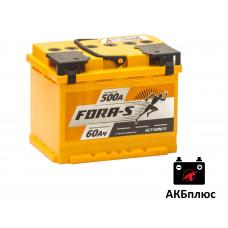 FORA - S 60Ah 500A