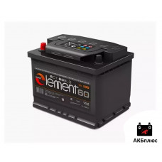 Smart ELEMENT 60Ah 500А