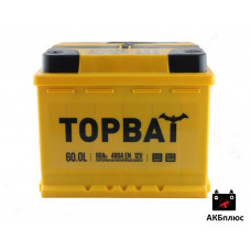 Top bat 60Ah 480A (EN)