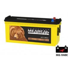 Аккумулятор Тюменский медведь 145Ah 1150A