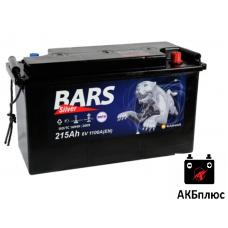 Аккумулятор Барс 215Ач 6V