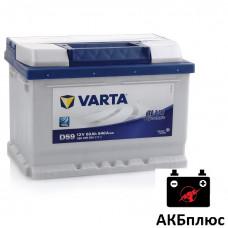 Varta 60 ah 540 EN (низкий)