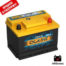 ALFALINE ULTRA 62Ah 600A (En) (Низкий)